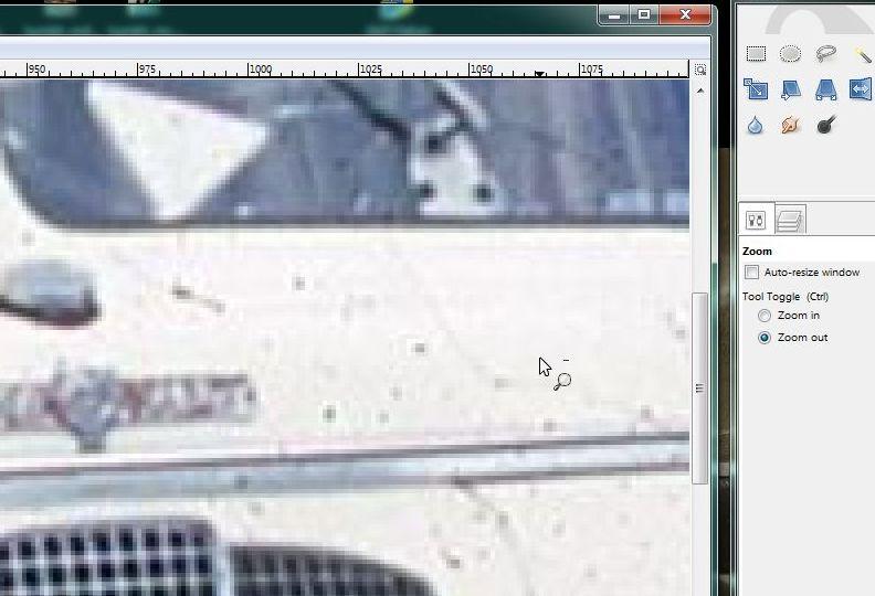 Photo of GIMP Photo Repair 3