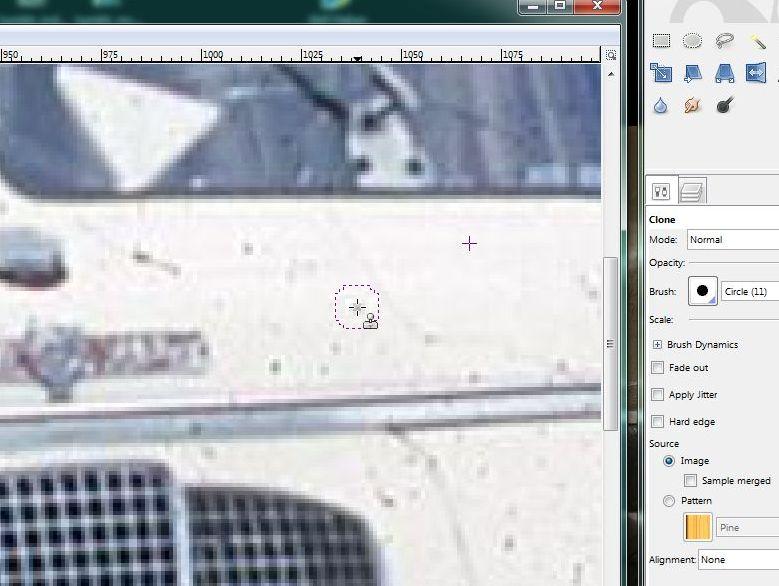 Photo of GIMP Photo Repair 5