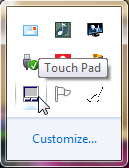 Photo of Touchpad Icon