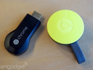 Photo of Chromecast